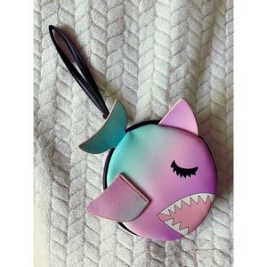 Shark Betsey Johnson Wristlet